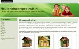 Houtenkinderspeelhuis.nl Affiliate Marketing Wooden Playhouses e1586984029943