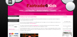 Fairtrade4kids Fairtrade E commerce Webshop B2C Kids e1586958380199
