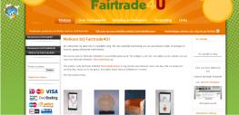 Fairtrade4U Fairtrade E commerce Webshop B2C e1586959255907